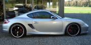 Porsche Cayman 3.4 295PS Tiptronic Techart-Tuning
